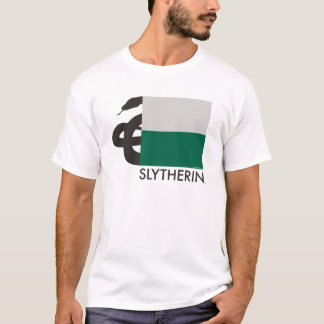 Harry Potter | Slytherin House Pride Graphic T-Shirt