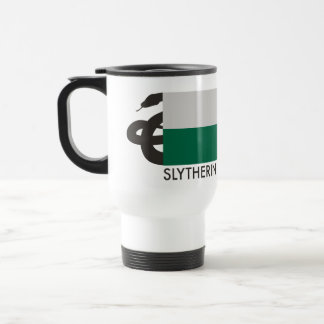 Harry Potter | Slytherin House Pride Graphic Travel Mug