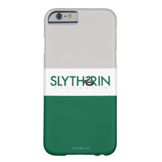 Harry Potter | Slytherin House Pride Logo Barely There iPhone 6 Case