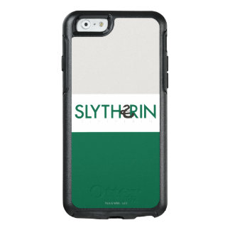 Harry Potter | Slytherin House Pride Logo OtterBox iPhone 6/6s Case