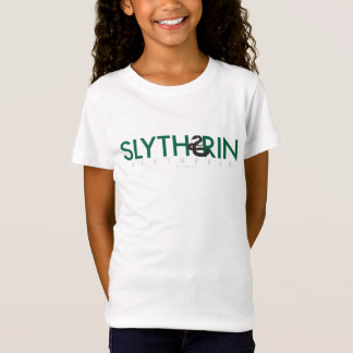 Harry Potter   Slytherin House Pride Logo T-Shirt