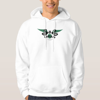 Harry Potter   SLYTHERIN™ House Quidditch Captain Hoodie