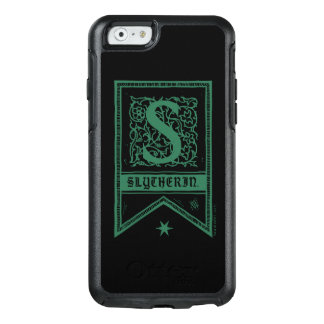 Harry Potter | Slytherin Monogram Banner OtterBox iPhone 6/6s Case
