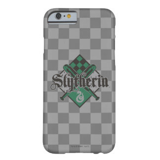 Harry Potter | Slytherin QUIDDITCH™ Crest Barely There iPhone 6 Case