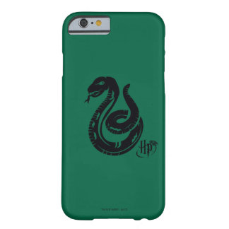 Harry Potter | Slytherin Snake Icon Barely There iPhone 6 Case