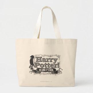 Harry Potter! So Long it's Been Tote Bags