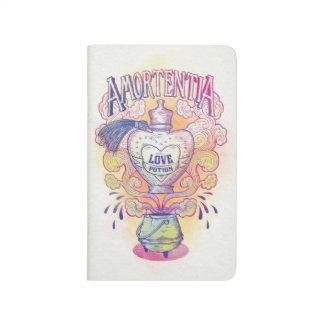 Harry Potter Spell | Amortentia Love Potion Bottle Journal