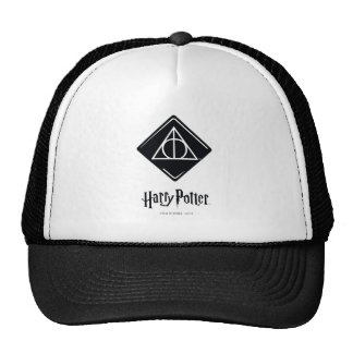 Harry Potter Spell | Deathly Hallows Icon Cap