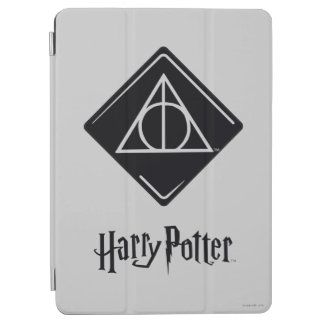 Harry Potter Spell | Deathly Hallows Icon iPad Air Cover