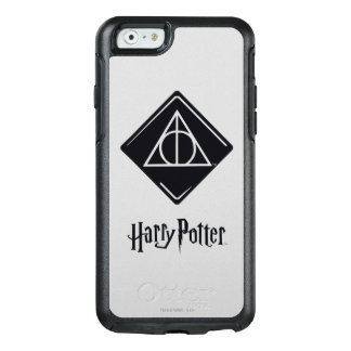 Harry Potter Spell | Deathly Hallows Icon OtterBox iPhone 6/6s Case