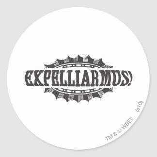 Harry Potter Spell | Expelliarmus! Classic Round Sticker