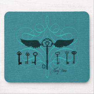 Harry Potter Spell | Flying Keys Mouse Pad