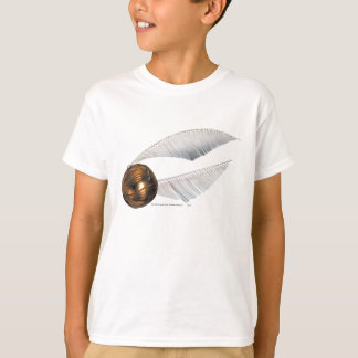 Harry Potter Spell | Golden Snitch T-Shirt