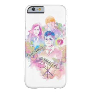 Harry Potter Spell | Harry, Hermione, & Ron Waterc Barely There iPhone 6 Case