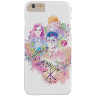 Harry Potter Spell | Harry, Hermione, & Ron Waterc Barely There iPhone 6 Plus Case