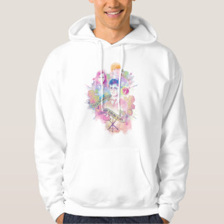 Harry Potter Spell | Harry, Hermione, & Ron Waterc Hoodie