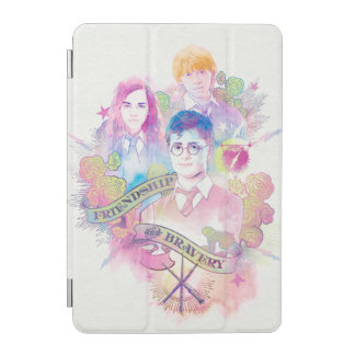 Harry Potter Spell | Harry, Hermione, & Ron Waterc iPad Mini Cover