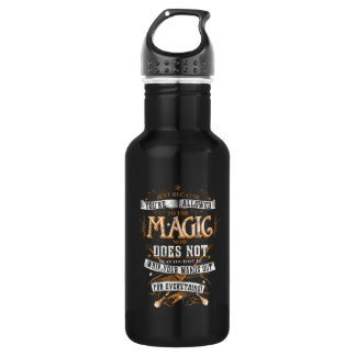 Harry Potter Spell   Just Because You're Allowed T 532 Ml Water Bottle