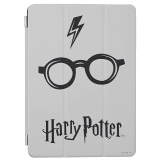 Harry Potter Spell | Lightning Scar and Glasses iPad Air Cover