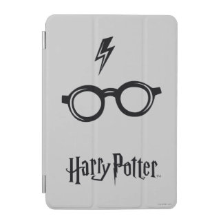 Harry Potter Spell | Lightning Scar and Glasses iPad Mini Cover