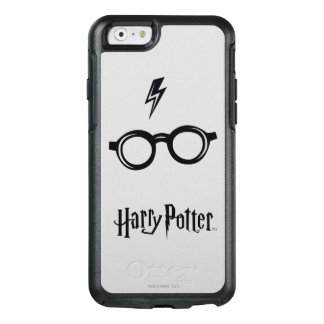 Harry Potter Spell | Lightning Scar and Glasses OtterBox iPhone 6/6s Case