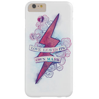Harry Potter Spell | Love Leaves Its Own Mark Barely There iPhone 6 Plus Case