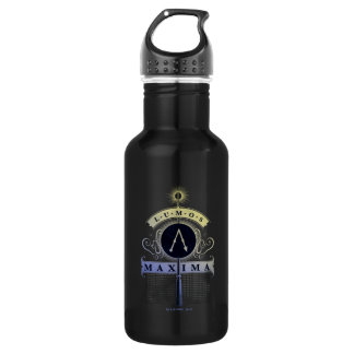 Harry Potter Spell | Lumos Maxima Graphic 532 Ml Water Bottle