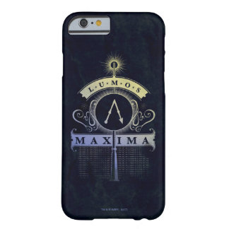 Harry Potter Spell | Lumos Maxima Graphic Barely There iPhone 6 Case