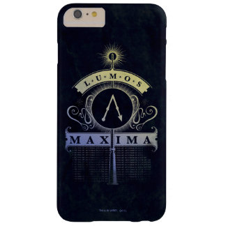 Harry Potter Spell | Lumos Maxima Graphic Barely There iPhone 6 Plus Case