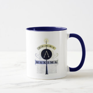Harry Potter Spell | Lumos Maxima Graphic Mug