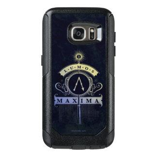 Harry Potter Spell | Lumos Maxima Graphic OtterBox Samsung Galaxy S7 Case