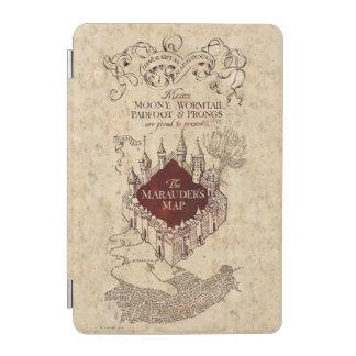 Harry Potter Spell | Marauder's Map iPad Mini Cover