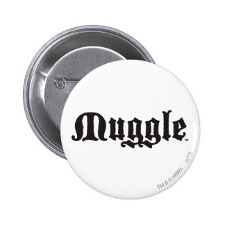 Harry Potter Spell | Muggle 6 Cm Round Badge