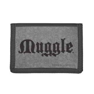 Harry Potter Spell | Muggle Trifold Wallets