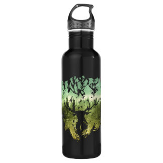 Harry Potter Spell | Stag Patronus 710 Ml Water Bottle