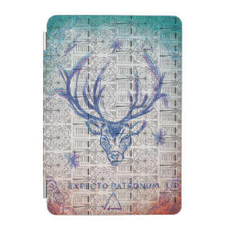 Harry Potter Spell | Stag Patronus Sketch iPad Mini Cover
