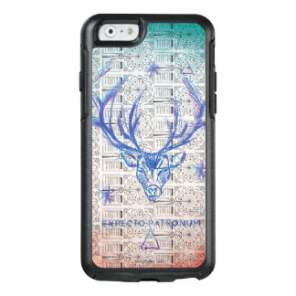 Harry Potter Spell | Stag Patronus Sketch OtterBox iPhone 6/6s Case