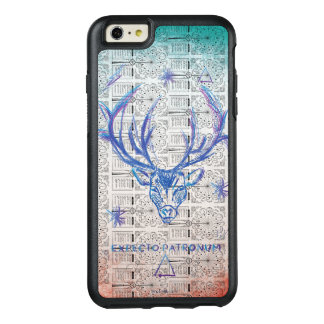 Harry Potter Spell | Stag Patronus Sketch OtterBox iPhone 6/6s Plus Case