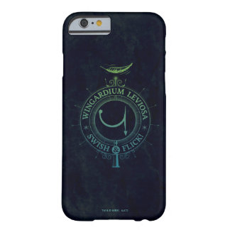 Harry Potter Spell | Wingardium Leviosa Graphic Barely There iPhone 6 Case