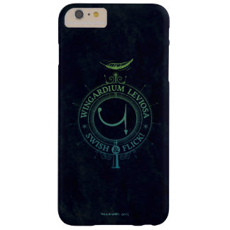 Harry Potter Spell | Wingardium Leviosa Graphic Barely There iPhone 6 Plus Case