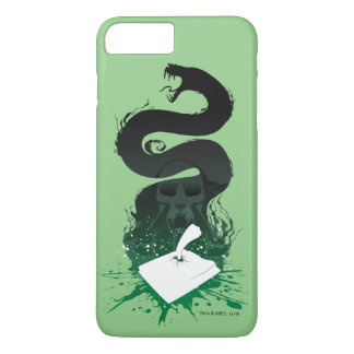 Harry Potter | Tom Riddle's Diary Graphic iPhone 8 Plus/7 Plus Case