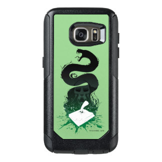 Harry Potter | Tom Riddle's Diary Graphic OtterBox Samsung Galaxy S7 Case