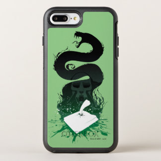 Harry Potter | Tom Riddle's Diary Graphic OtterBox Symmetry iPhone 8 Plus/7 Plus Case