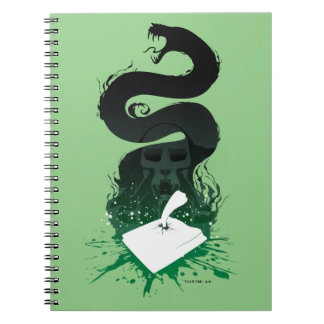 Harry Potter | Tom Riddle's Diary Graphic Spiral Notebook