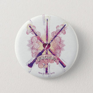 Harry Potter | Until The Very End 6 Cm Round Badge