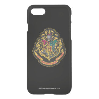 Harry Potter | Vintage Hogwarts Crest iPhone 8/7 Case