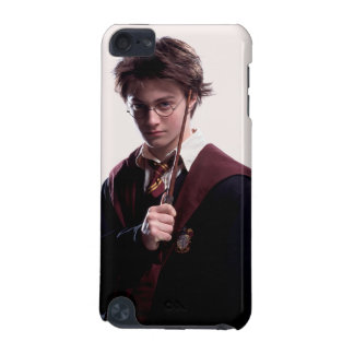 Harry Potter Wand Raised iPod Touch (5th Generation) Case