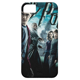 Harry Potter With Dumbledore Ron and Hermione 1 iPhone 5 Cover