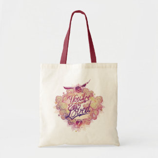 Harry Potter   You Are So Loved Tote Bag
