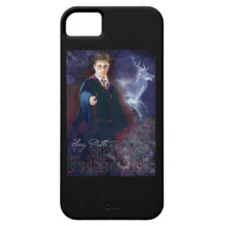 Harry Potter's Stag Patronus iPhone 5 Cover